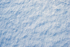 Pure snow surface Royalty Free Stock Image