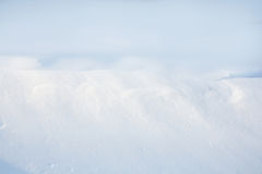 Pure snow texture Royalty Free Stock Photo