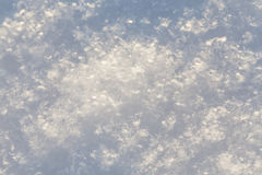 Pure snow texture Royalty Free Stock Image