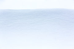 Pure snow texture Royalty Free Stock Photos