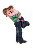 Pure tenderness Royalty Free Stock Photo