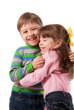 Pure tenderness Royalty Free Stock Photos