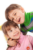 Pure tenderness Royalty Free Stock Image