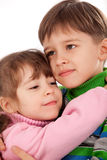 Pure tenderness Stock Photo