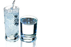 Pure water Royalty Free Stock Images
