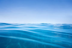 Pure water background Royalty Free Stock Photos