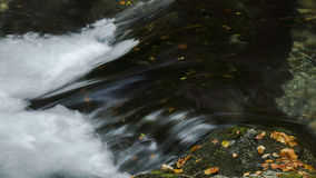 Pure waterflow Royalty Free Stock Image