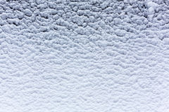 Pure white winter snow Stock Images