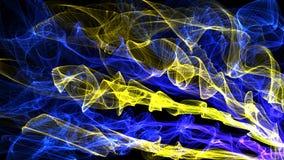pureza da imagem de fundo da ilustração 3d da energia azul ilustração stock