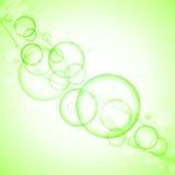 Pureza verde Imagen de archivo libre de regalías