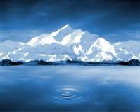 Purezza nella montagna Fotografie Stock