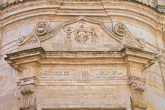 Purgatory church. Matera. Basilicata. Italy. Stock Photo