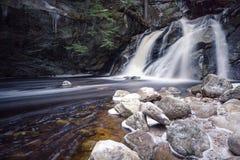 Purgatory Waterfalls Stock Photo