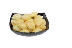 Puri of Panipuri Royalty Free Stock Images