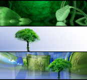 Purificação abstrata Imagens de Stock