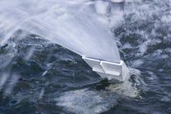 Purification d'eau Photographie stock
