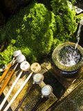 Purification Water Fountain Stock Photography