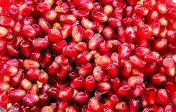 Purified pomegranate Stock Image