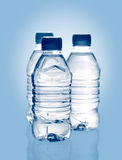 Purified spring mineral water Royalty Free Stock Photo