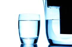 Purifique el agua Foto de archivo