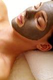 Purifying mask Royalty Free Stock Photography