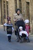 Purim dans le montant éligible maximum Shearim Image libre de droits