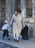 Purim dans le montant éligible maximum Shearim Photographie stock