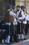 Purim dans le montant éligible maximum Shearim Images libres de droits