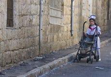 Purim dans le montant éligible maximum Shearim Photos stock