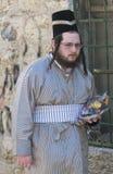 Purim em Mea Shearim Fotos de Stock Royalty Free