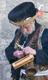Purim w Mea Shearim Zdjęcie Royalty Free