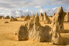 Purnululu Pinnacles Royalty Free Stock Photo