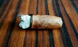 Puro古巴人雪茄 库存照片