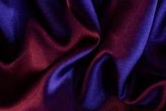 Purper satijn Royalty-vrije Stock Afbeeldingen