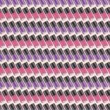 Purper-violet nagellakken naadloos patroon Stock Fotografie