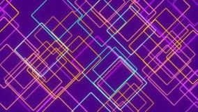 Purpere abstracte achtergrond, lijn royalty-vrije illustratie