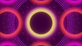 Purpere abstracte achtergrond, lijn vector illustratie