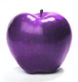 Purpere appel royalty-vrije stock fotografie