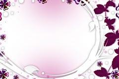 purpere druivenwijn, abstracte achtergrond Royalty-vrije Stock Foto's