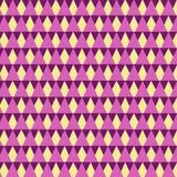 Purpere Geometrische Achtergrond Royalty-vrije Stock Foto