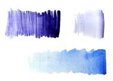 Purpere gradiënt blauwe gradiënt vector illustratie