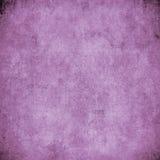 Purpere Grunge-Textuur Stock Foto's
