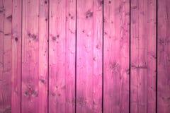 Purpere houten planken Royalty-vrije Stock Afbeeldingen