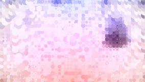 Purpere van de de Illustratie grafische kunst van Violet Pink Background Beautiful elegante het ontwerpachtergrond stock illustratie