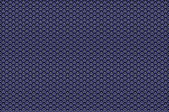 Purple aan zwarte patroonachtergrond met pentagonen Stock Foto's