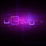 Purple Abstract Background Stock Images