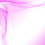 Purple abstract background Stock Photography