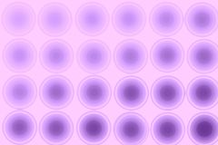 Purple abstract background, circles, gradient. Seamless Royalty Free Stock Photo