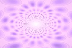 Purple abstract background, circles, gradient. Seamless Stock Images