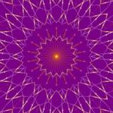 Purple abstract background, light. Purple abstract background, kaleidoscope light Stock Photos